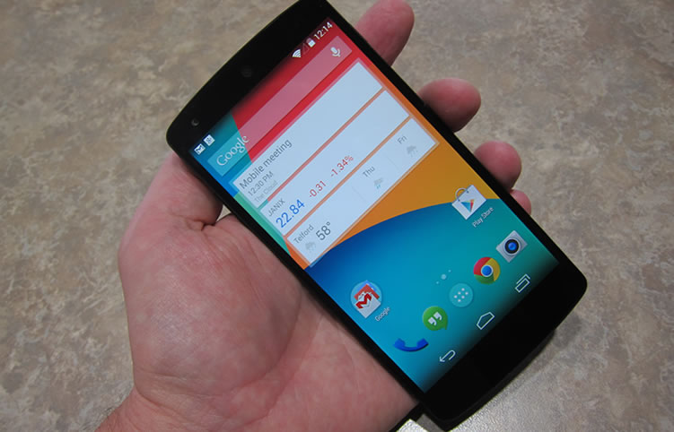Meio caro? Veja o preço do Nexus 5…