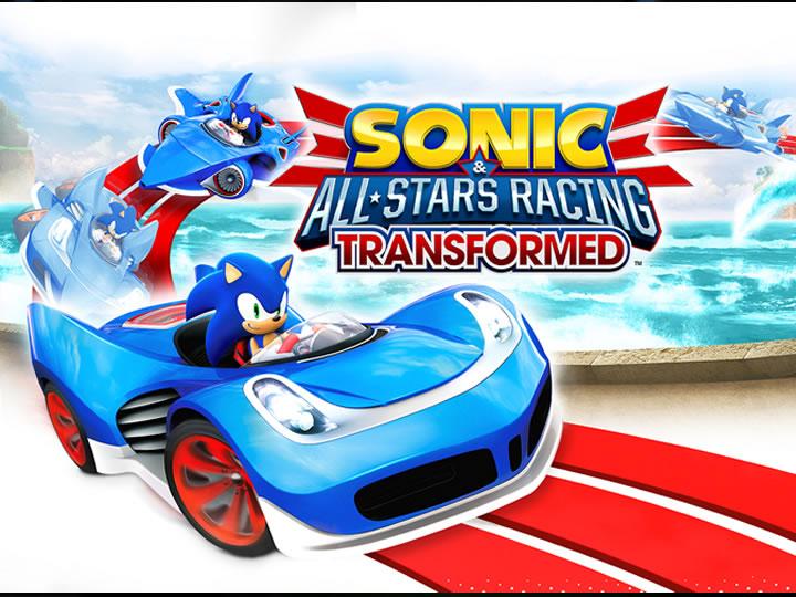 Sonic Racing Transformed Disponivel para Android e iOS