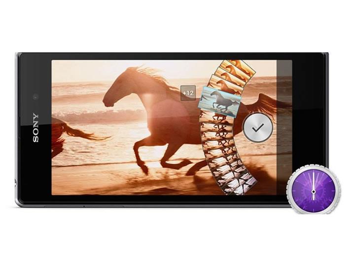 Sony disponibiliza o Timeshift-Burst!
