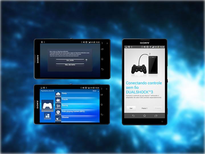 Guia #1 – Baixando e configurando à PlayStation Mobile