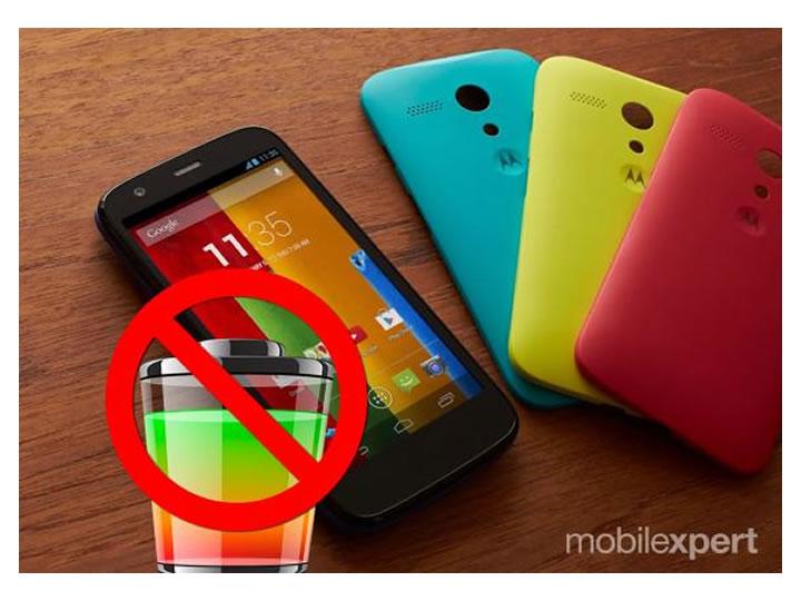 Motorola Moto G começa a apresentar os primeiros problemas com a bateria