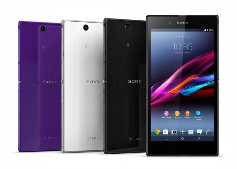 Sony Liberará Correção de Bugs para Xperia Z Ultra, Z1 e Z1 Compact
