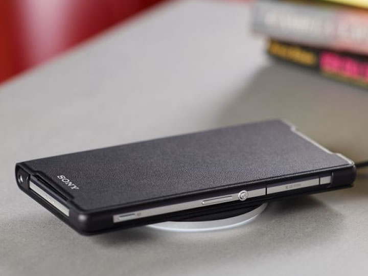 Sony lança carregador sem fio para o Xperia Z2