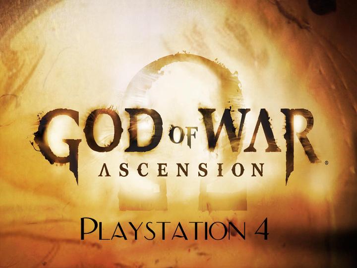 Rumor: Versão do PS4 de God of War: Ascension a caminho