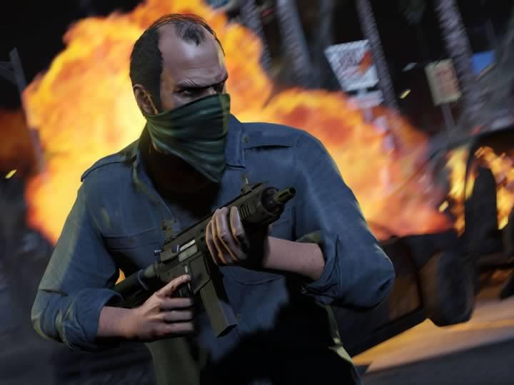 Rockstar anuncia GTA V oficialmente para PS4, Xbox One e PC!