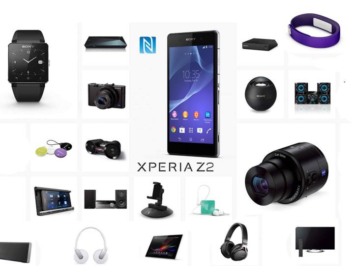 Guia completo de acessórios para o Sony Xperia Z2.