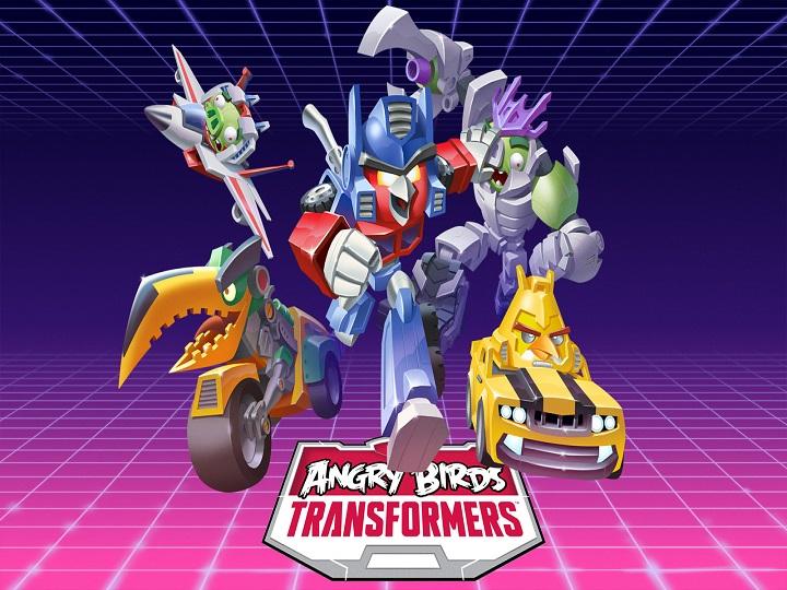 Angry Birds Transformers – O novo game da Rovio