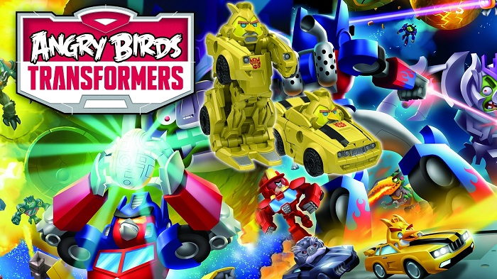 Angry Birds Transformers2