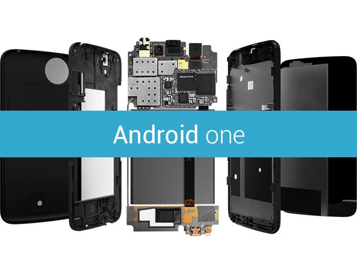 Android One: Conheça os 3 primeiros aparelhos.