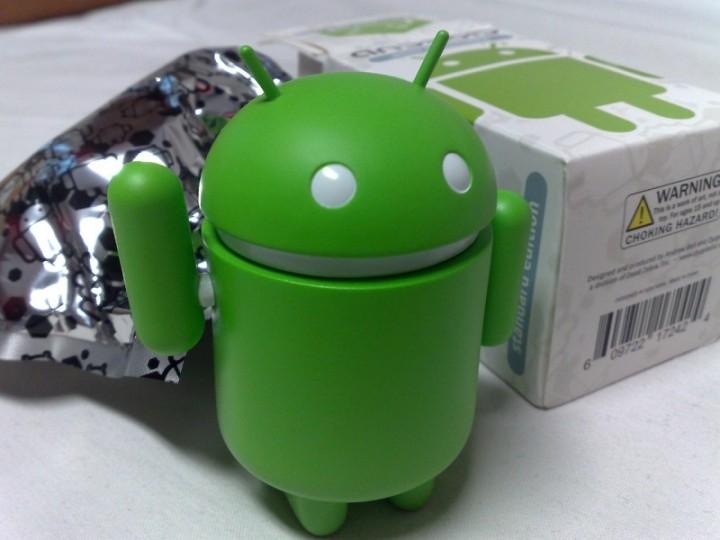 Primeiras imagens do Lollipop rodando em Nexus 5