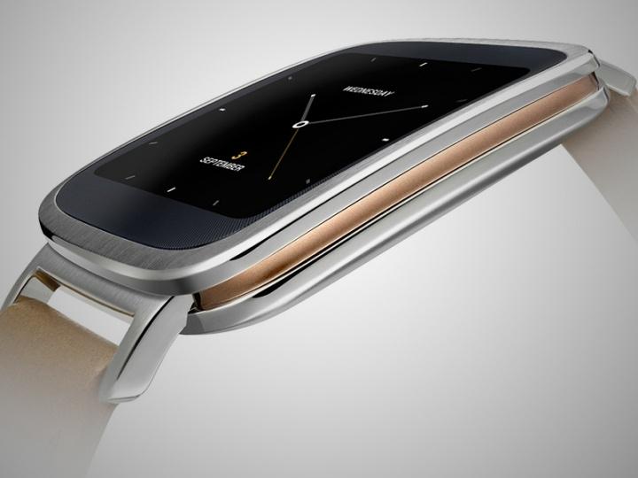 ASUS divulga segunda imagem do relógio ZenWatch