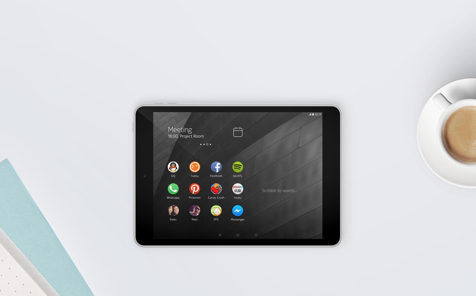 NOKIA Anuncia Tablet N1 com Android L