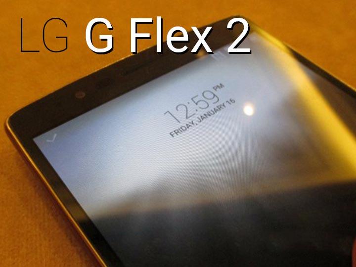 CES 2015: LG anuncia LG G Flex 2! Veja as informações!