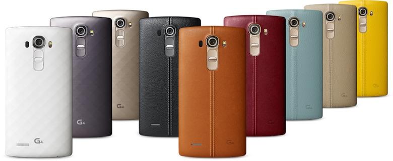 Conseguimos informações do LG G4, especificações, cores e mais…