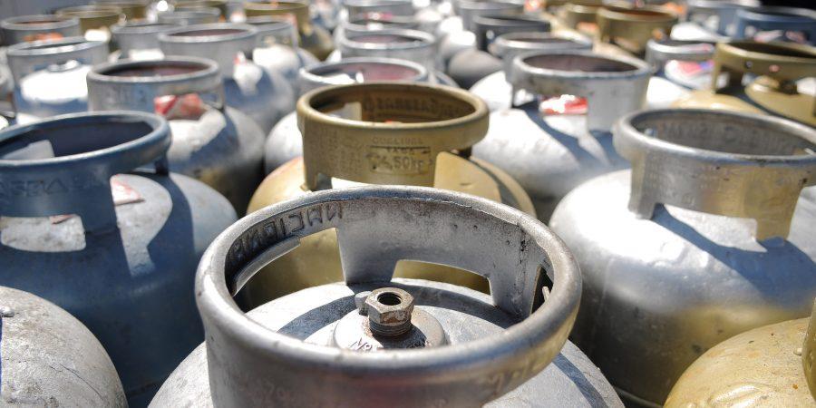Em um ano, botijão de gás sobe 27% em São Paulo | VEJA.com